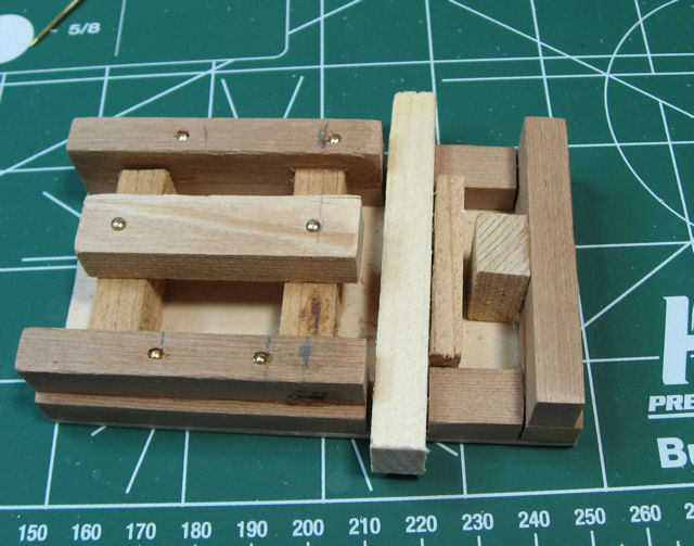 Assembly in jig