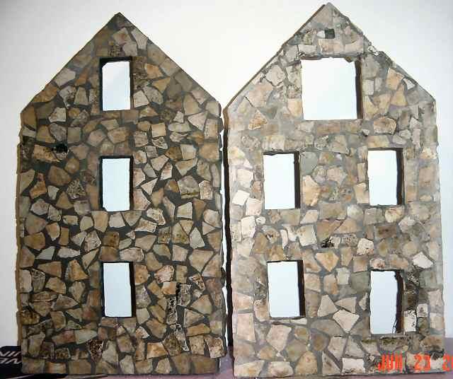Both end walls